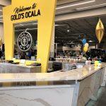 Reception Desk for Gold's Gym Ocala