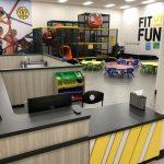 Kids Club Reception Desk