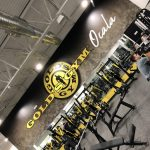 Fitness Center Wall Signs
