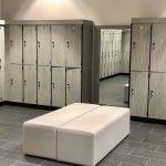 Custom Fitness Center Lockers