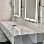 Locker Room Dry Vanity