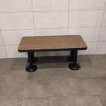 Locker Room Benches