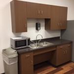 Breakroom Cabinets