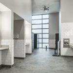 Gold's Gym Locker Room Vanities