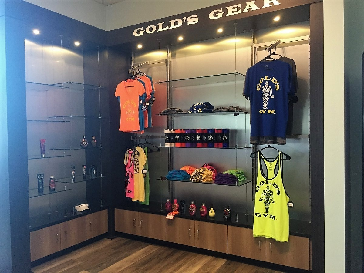 Gold S Gym Rock Hill Sc Creative Surfaces