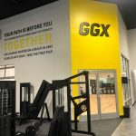 Branding Message at Gold's Gym