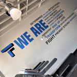 Fitness Center Branding Message