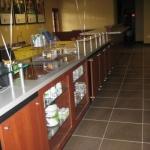 Custom Designed Smoothie Bar