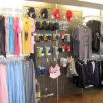 Fitness Center Retail Wall