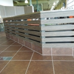 Custom Cabinetry for Fitness Centers
