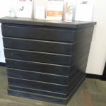 Custom Commercial Cabinet