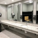 Fitness Center Wet Vanity