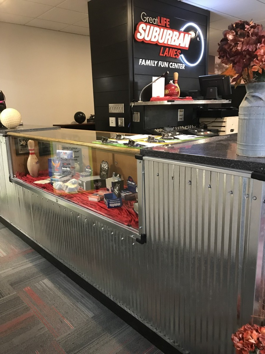 Custom Commercial Cabinetry - Creative Surfaces, Inc.