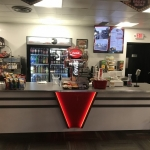 ICommercial Snack Bar for Bowling Alley