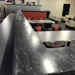 Custom Floating Countertops