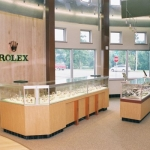 jewelry display case - Gunderson's Sioux Falls, SD
