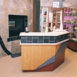 reception area - Gunderson's Sioux Falls, SD