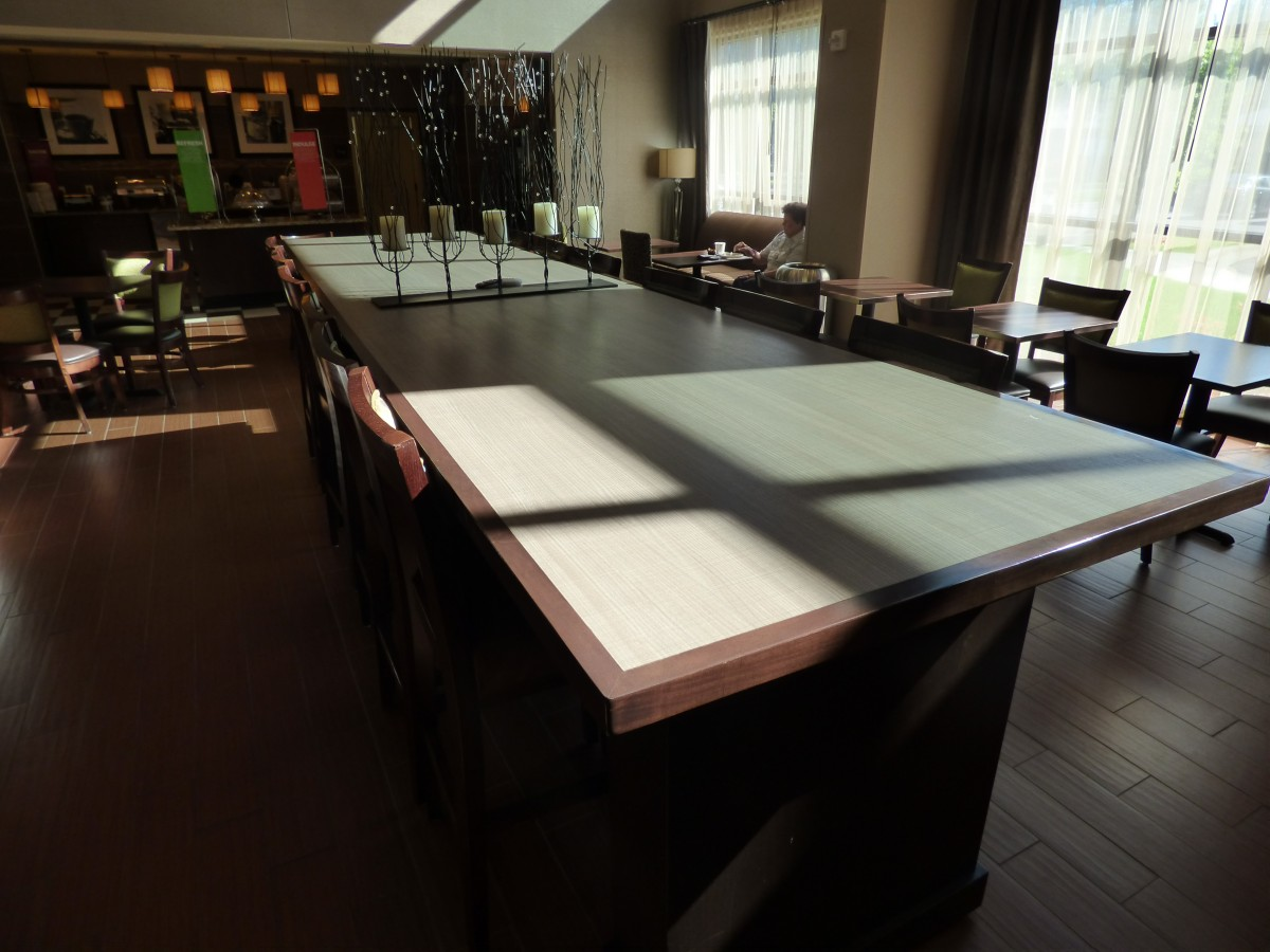 High End Hotel Cabinetry Creative Surfaces Sioux Falls