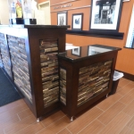 High End Hotel Reception Desk