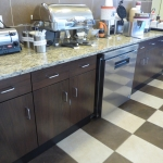 Breakfast Buffet Cabinetry