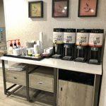 Custom Built Coffee Bar for Hotels