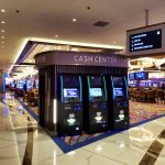 Cash Center Cabinetry for Hard Rock Casino