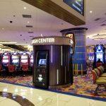 Hard Rock Casino - Cash Center Cabinet