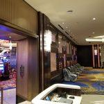 High Limit Wall at Hard Rock Casino