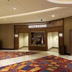 Restroom Entry Portal