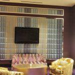 Upholstered Wall Panel at Hard Rock Casino