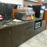 Commercial Cabinetry for Retail Store