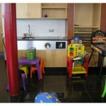 Custom Cabinetry for Kids Area