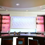 Hotel Bar Cabinetry