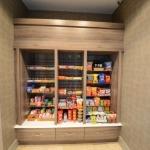 Custom Designed Hotel Cabinetry
