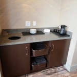 Custom Hotel Cabinetry