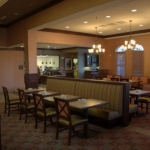 Hotel Dining Room - Commercial Millwork