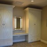 Hotel bride's room