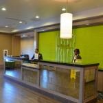 Hotel Registration Desk