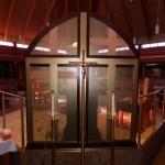 Catholic Church Tabernacle Screen