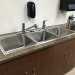 Church Community Room Kitchen Cabinets