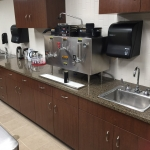 Community Room Kitchen Cabinets