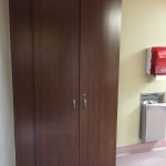 Restroom Cabinets