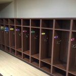 Pre-School Open Face Lockers