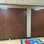 Pre-School Cabinets