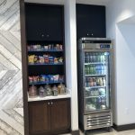 Hotel Retail Snack Cabinets