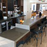 Custom Hotel Lobby Bar Countertops