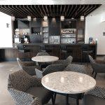 Hotel Lobby Bar Tables