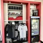Fitness Studio Retail Display