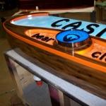 Custom Designed Interior Casino Sign