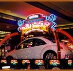 Custom Design Casino Signage